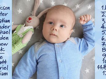 Two Syllable Boy Names: Finding The Perfect Name For Your Baby Boy