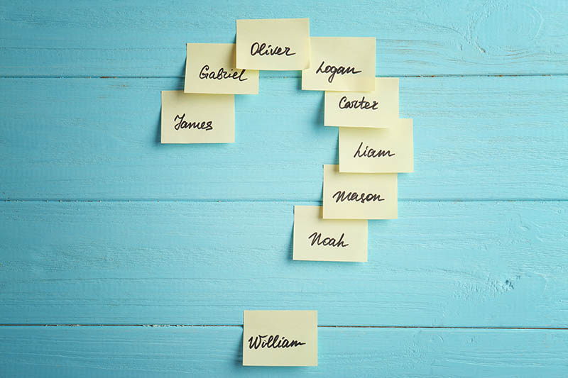 Two Syllable Boy Names: Finding The Perfect Name For Your ...