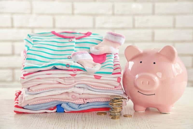 children clothing expenses