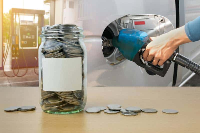 saving money on fuel