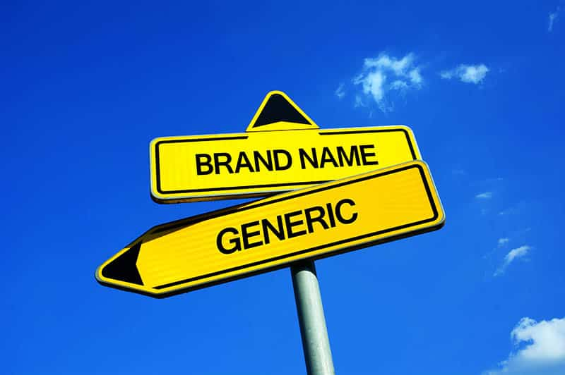 Go for Generic Brand Everything