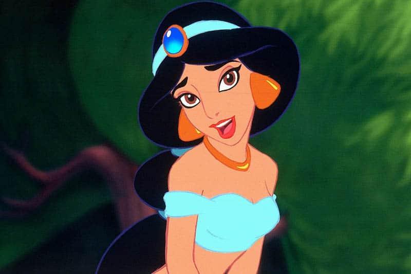 Disney Princess Names Jasmine
