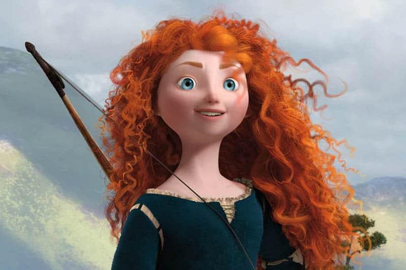Disney Princess Names Merida
