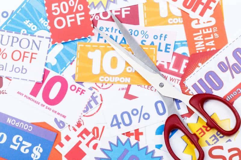 Money saving coupon for school supplies