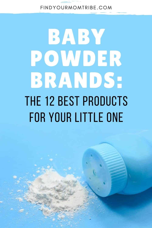 Pinterest Baby Powder Brands