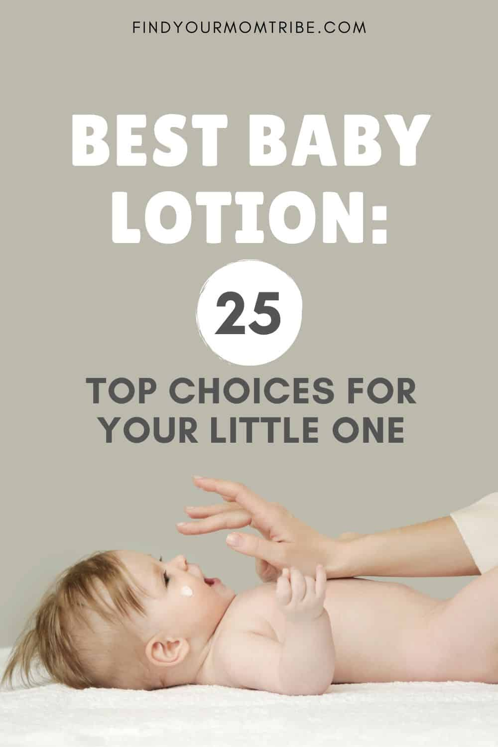 Pinterest Best Baby Lotions