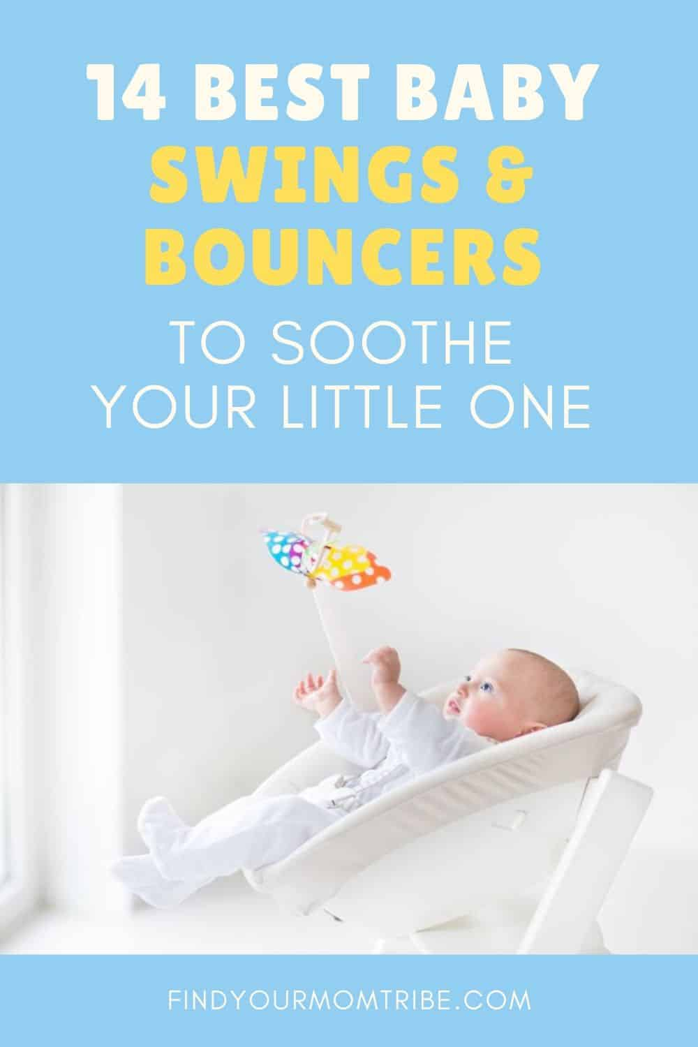 Pinterest Best Baby Swings and Bouncers