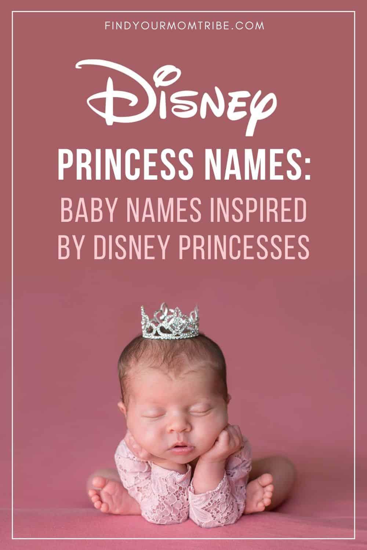 Pinterest Disney Princess Names