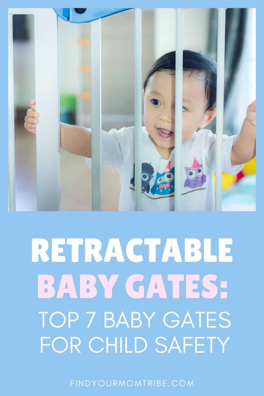 Pinterest Retractable Baby Gates