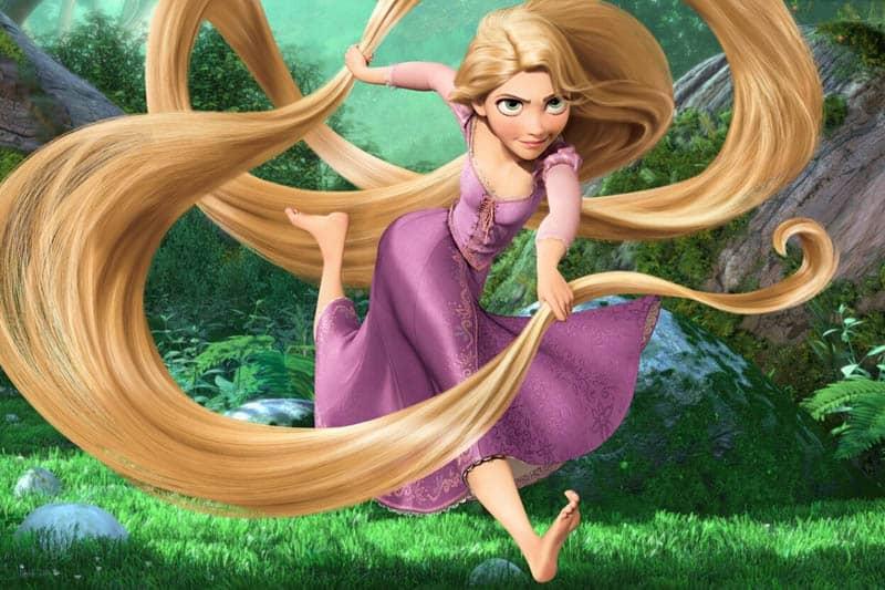 Disney Princess Names Rapunzel