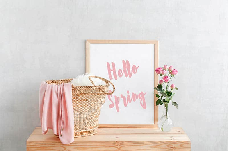 Spring Decorations: 15 Fresh Spring Decorating Ideas For Your Home