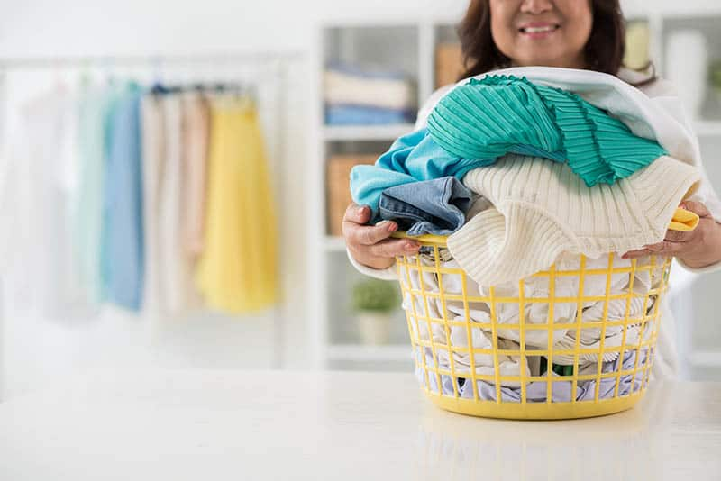 Dry Clean or Wash Your Clothes Only After Multiple Uses