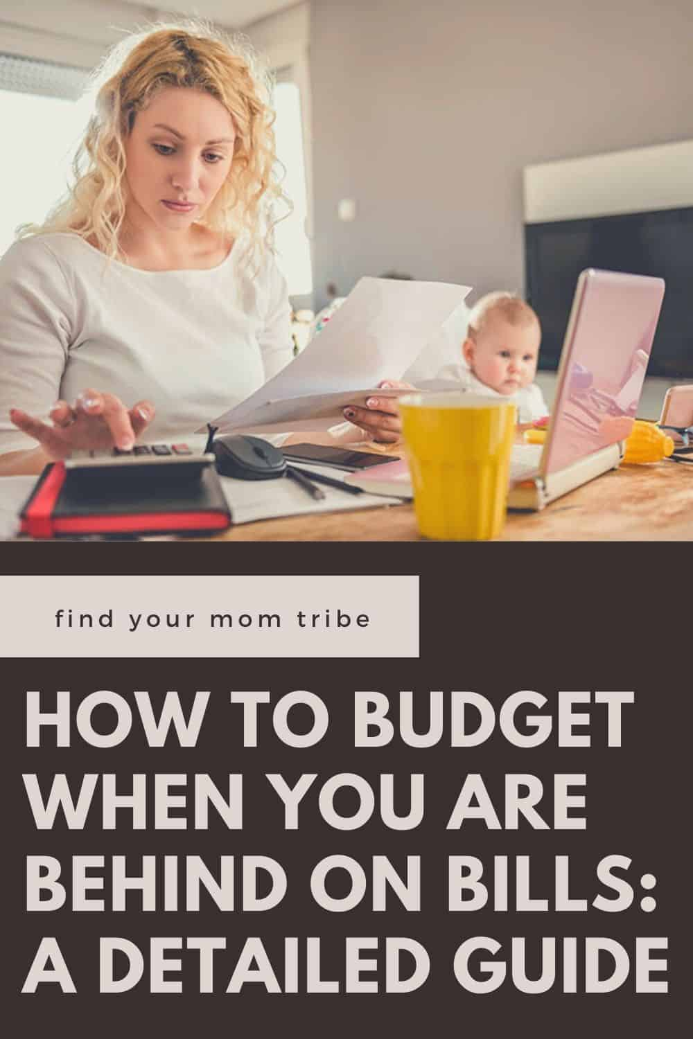 How to Budget When You Are Behind on Bills: A Detailed Guide