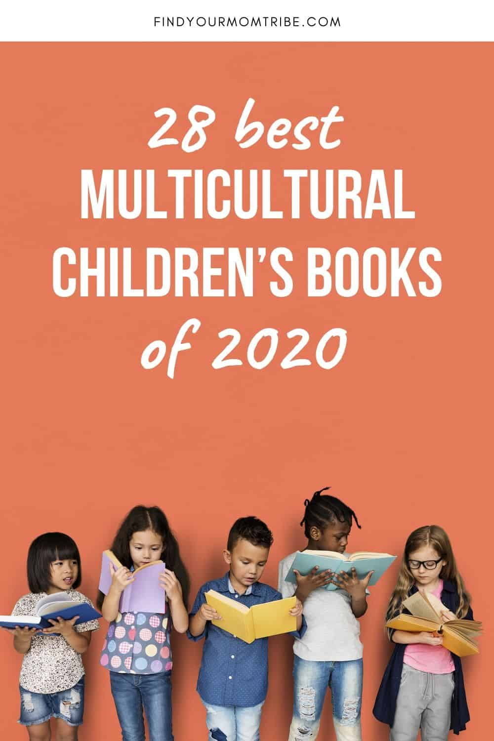28 Best Multicultural Children's Books Of 2020 Pinterest