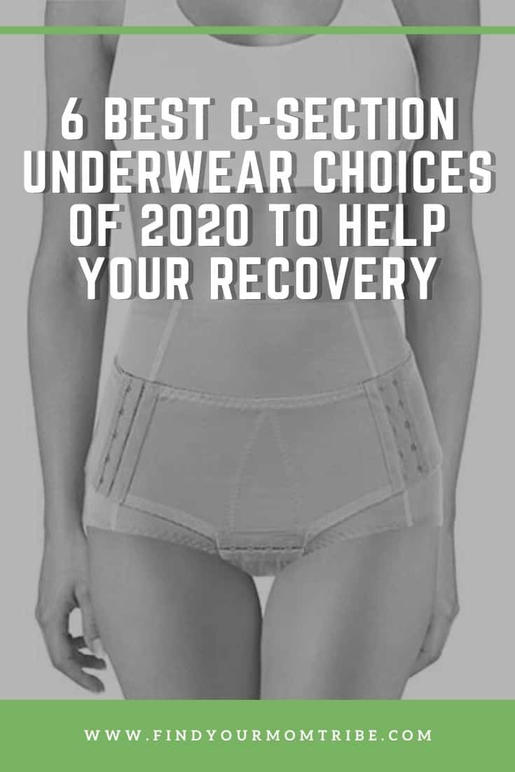 6 Best C-Section Underwear Choices Of 2020 To Help Your Recovery