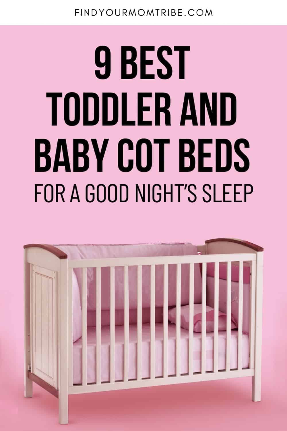 Toddler And Baby Cot Beds