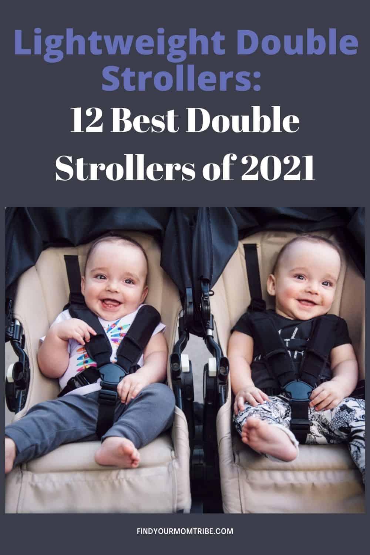 pinterest Lightweight Double Strollers