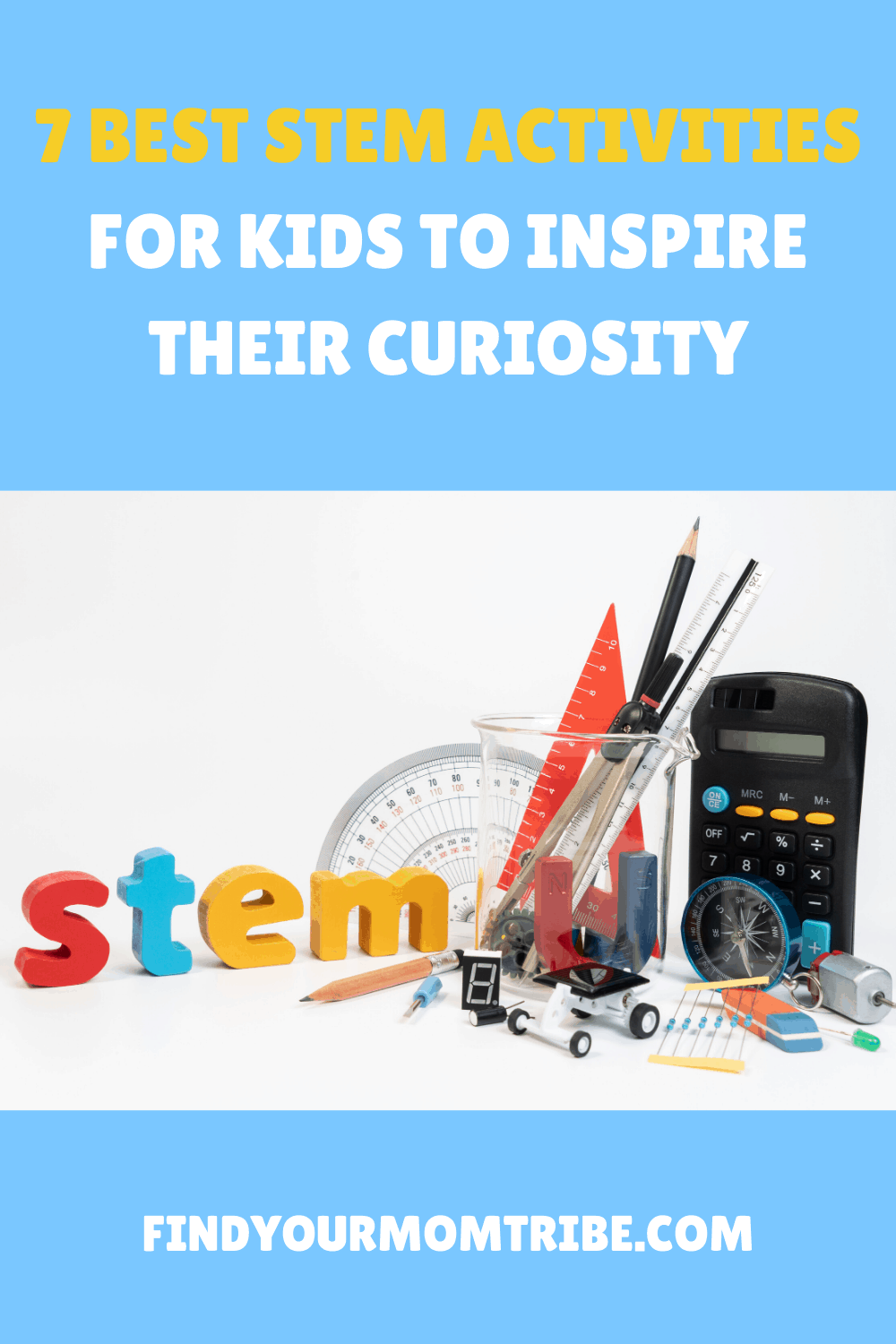 Pinterest stem activities for kids