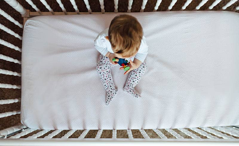 Out Like A Light: 10 Best Baby Crib Mattresses Of 2020