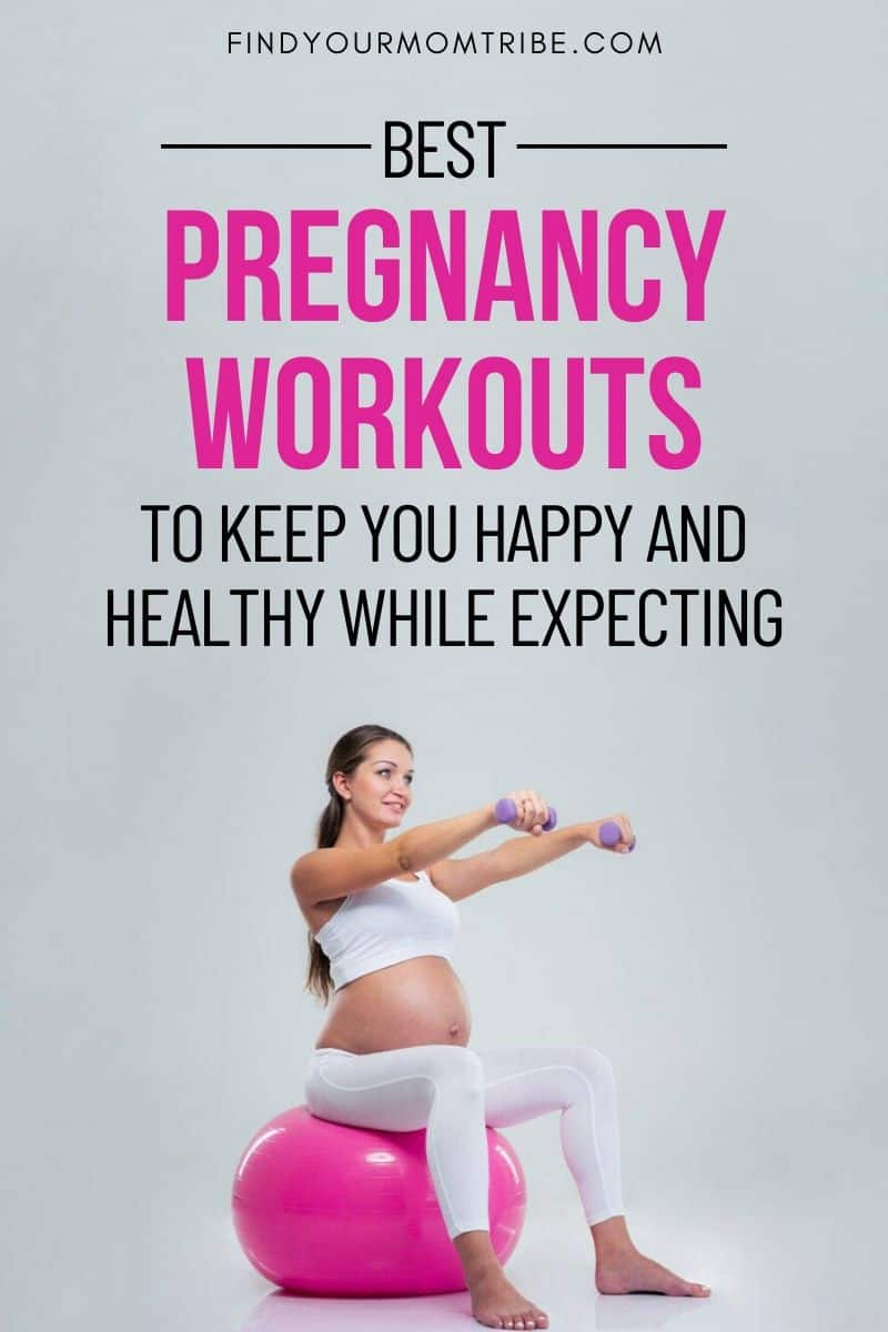 Best Pregnancy Workouts Pinterest