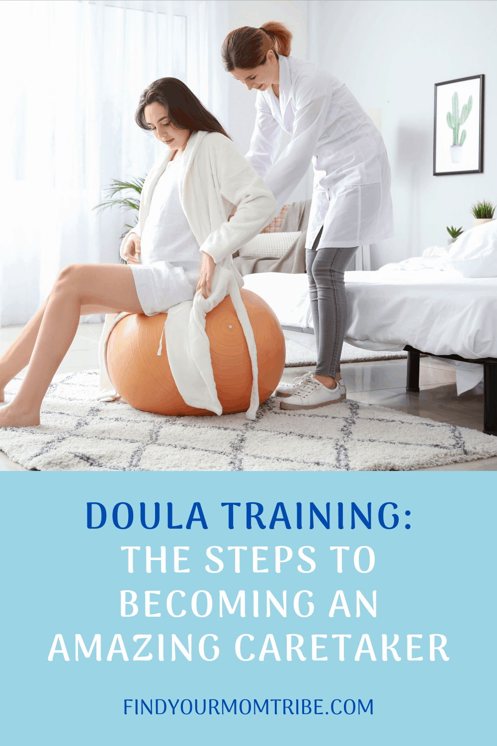 Pinterest doula training