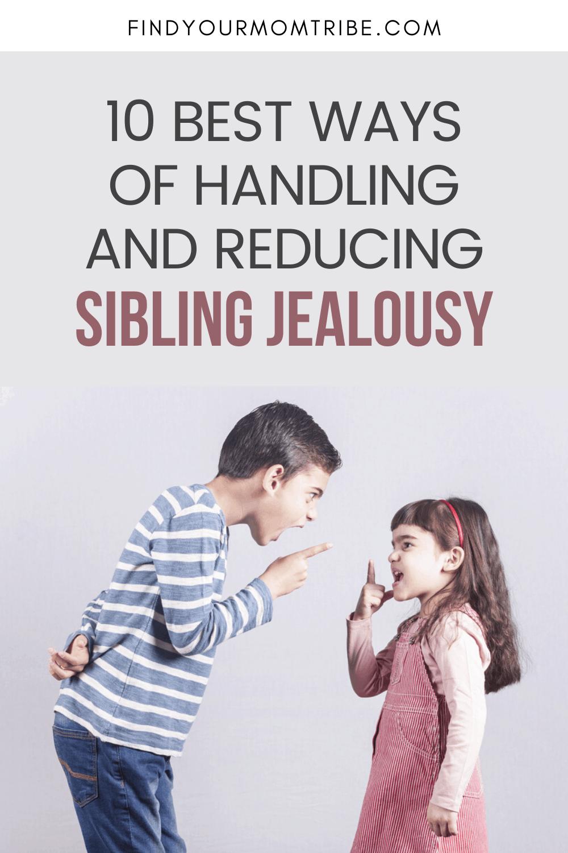 Pinterest Sibling Jealousy