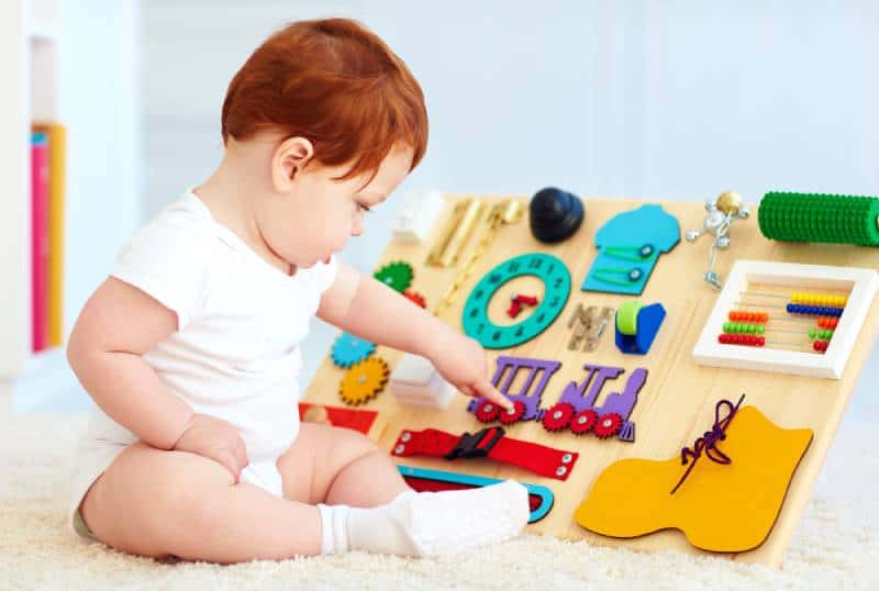 Learning Through Play: 14 Best Montessori Toys For Babies Of 2021