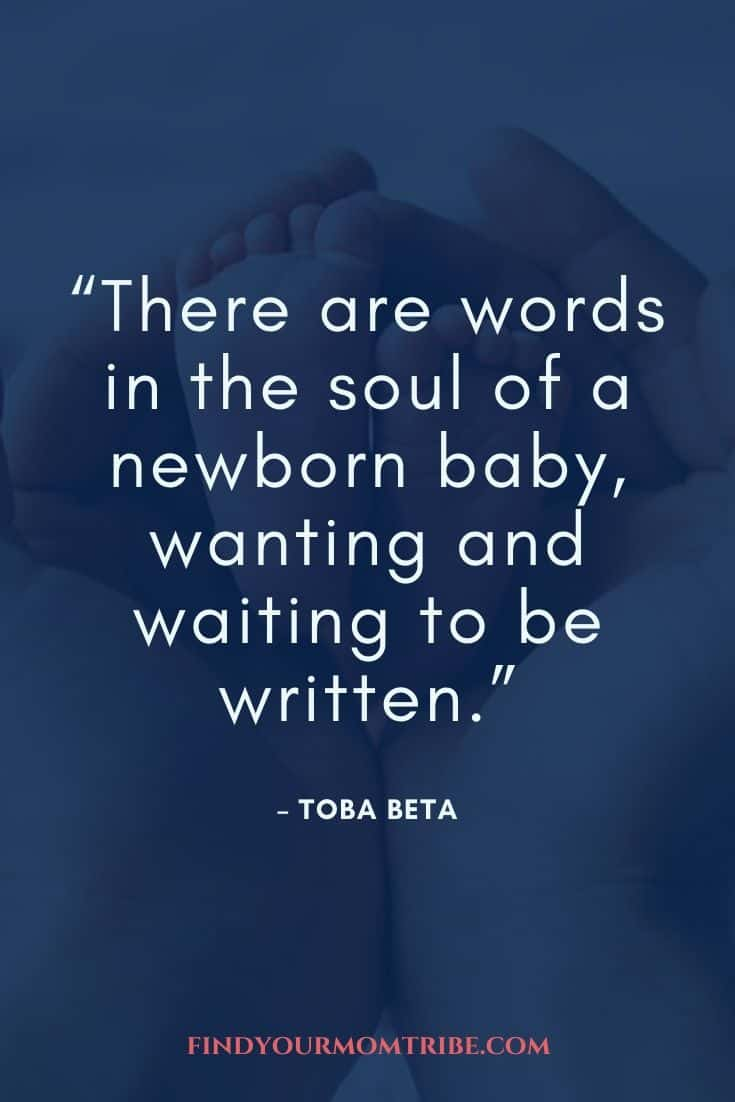New Baby Quotes: Magical Quotes For Your Newborn Baby