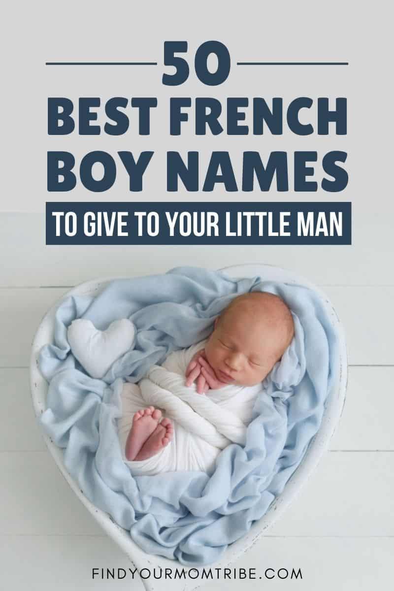 French Boy Names Pinterest