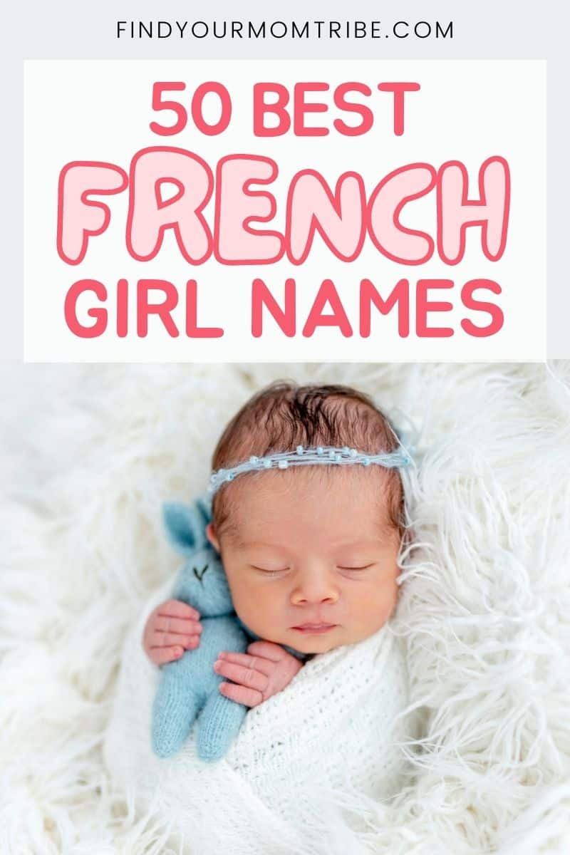 French Girl Names Pinterest