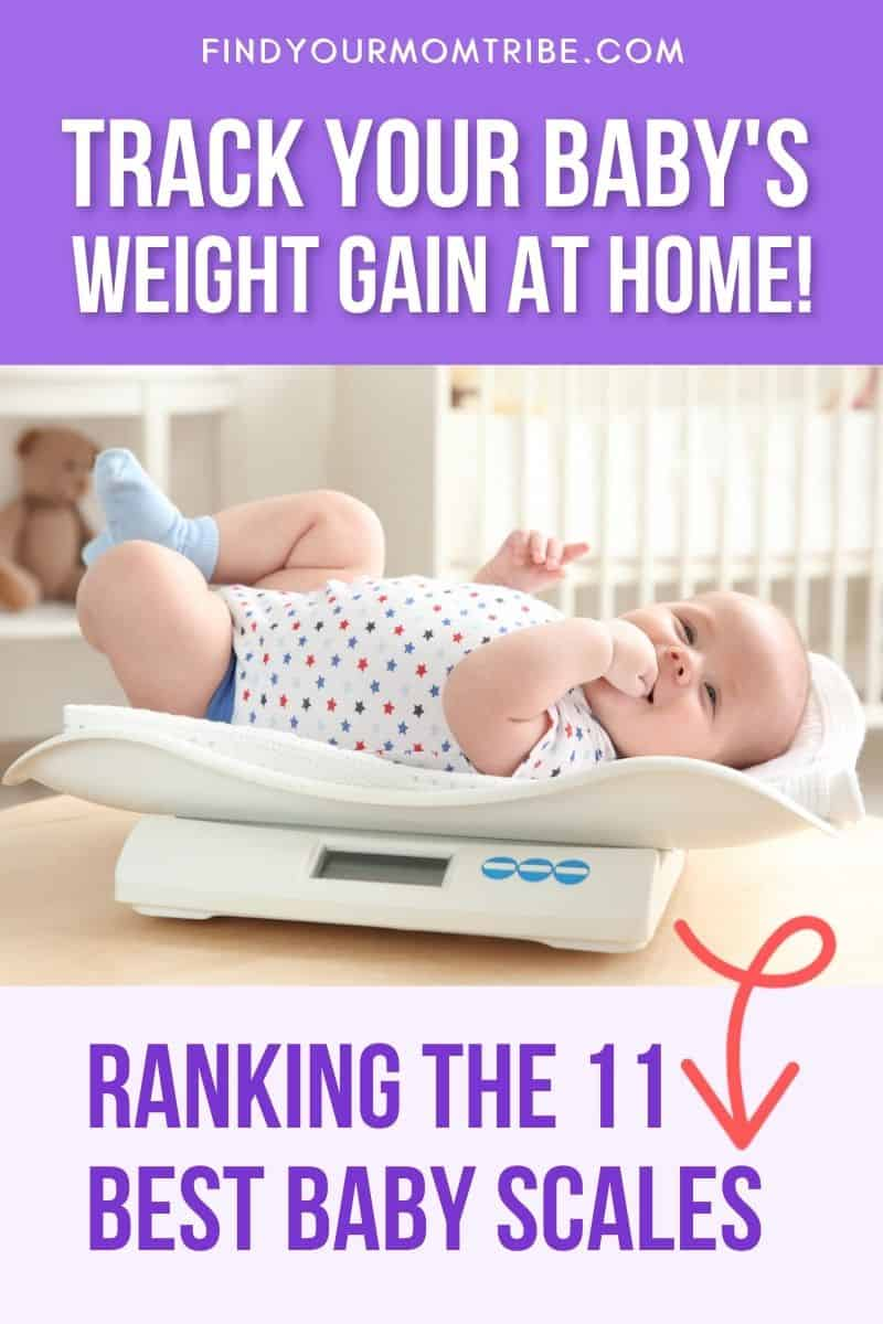 Ranking The 11 Best Baby Scales To Track Babies' Growth