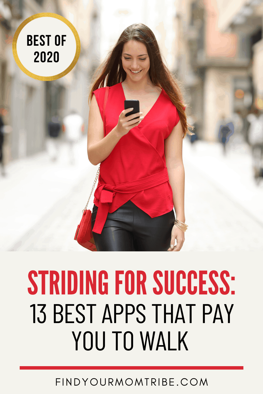 Pinterest apps that pay you to walk