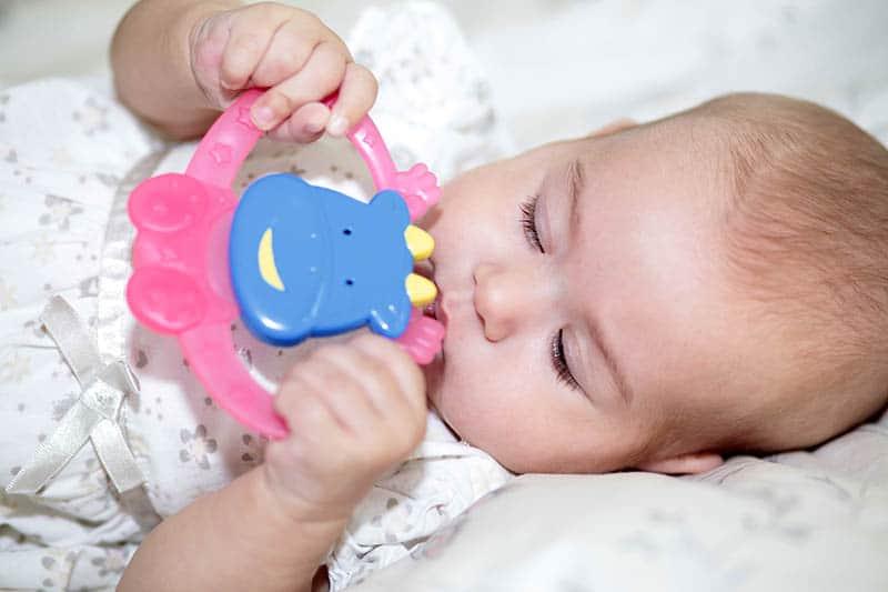 Teething toys baby