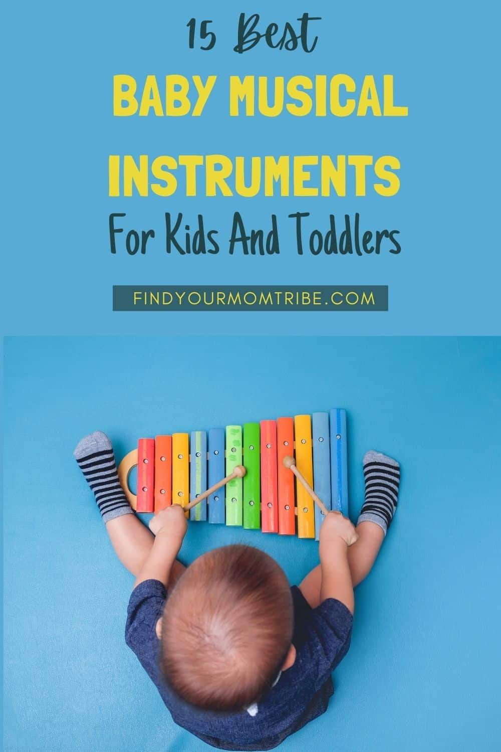 Pinterest baby musical instruments