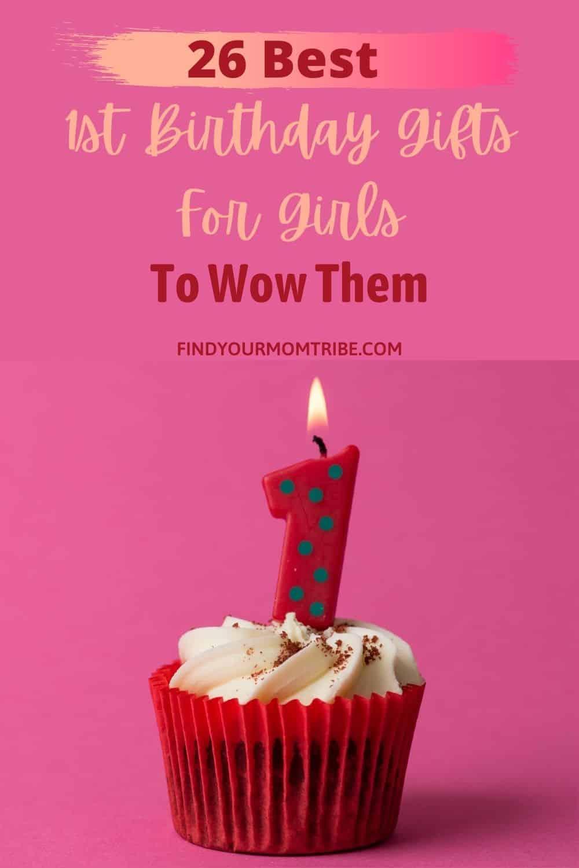 Pinterest birthday gifts for girls