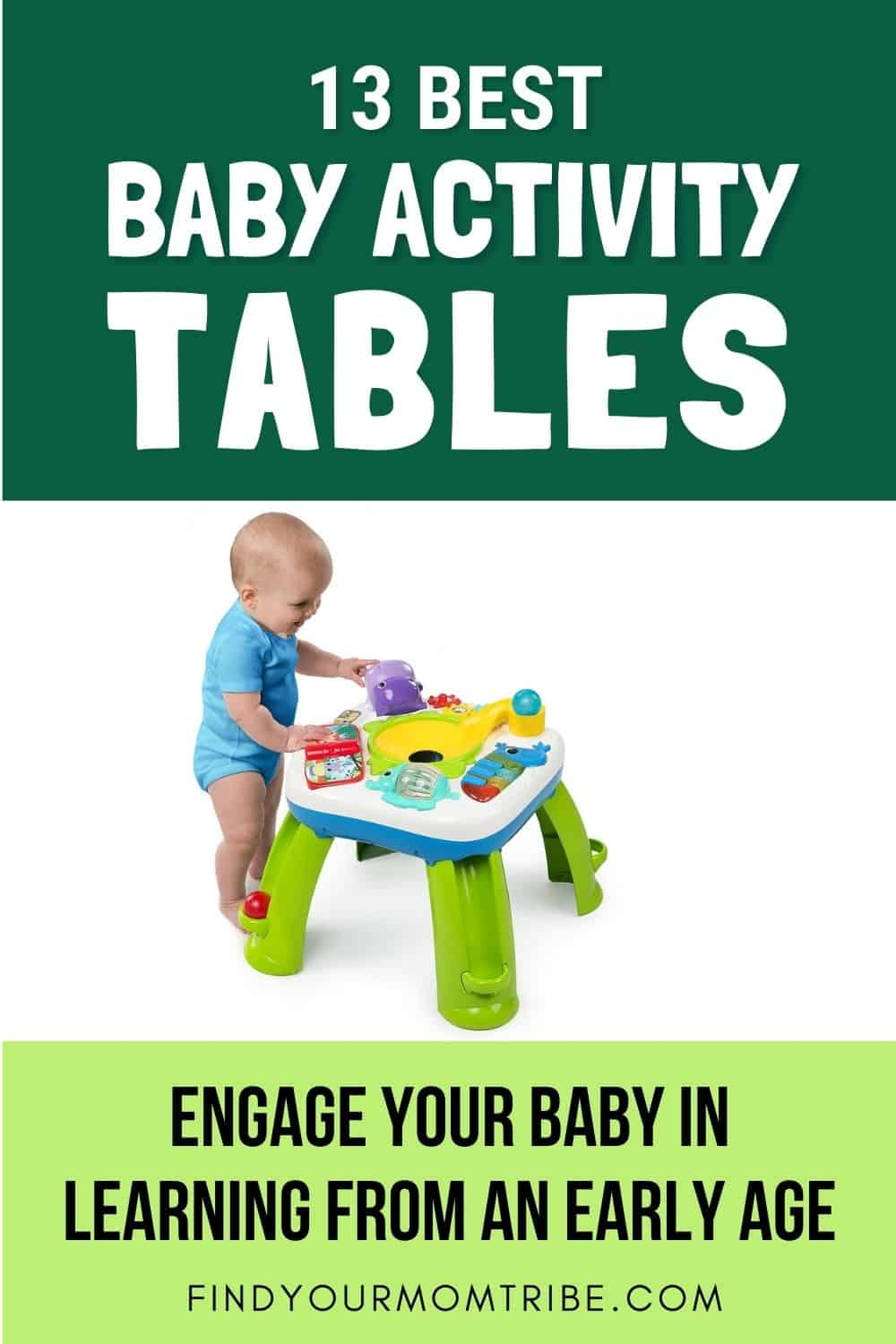 13 Best Baby Activity Tables Pinterest