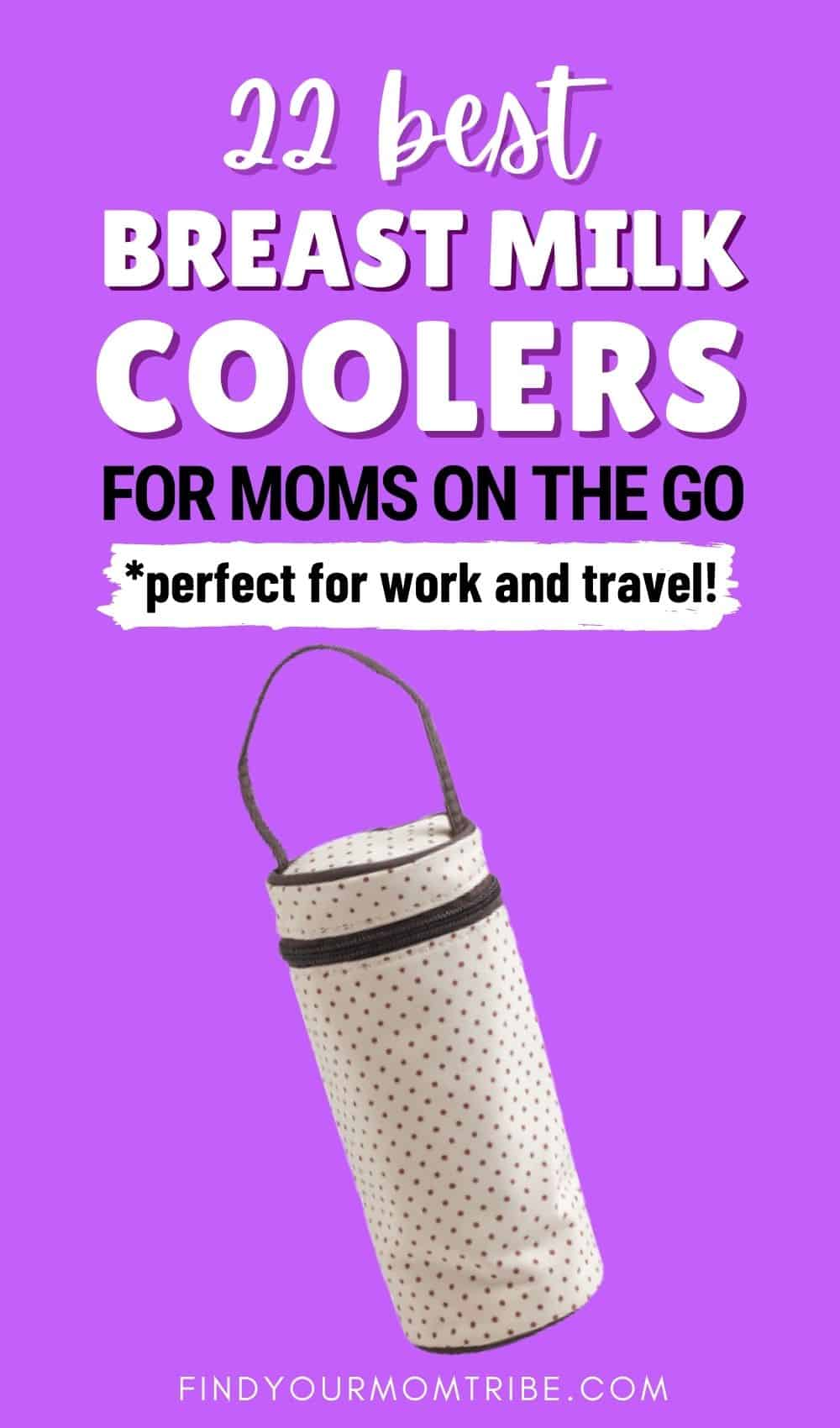 22 Best Breast Milk Coolers For Moms On The Go In 2021