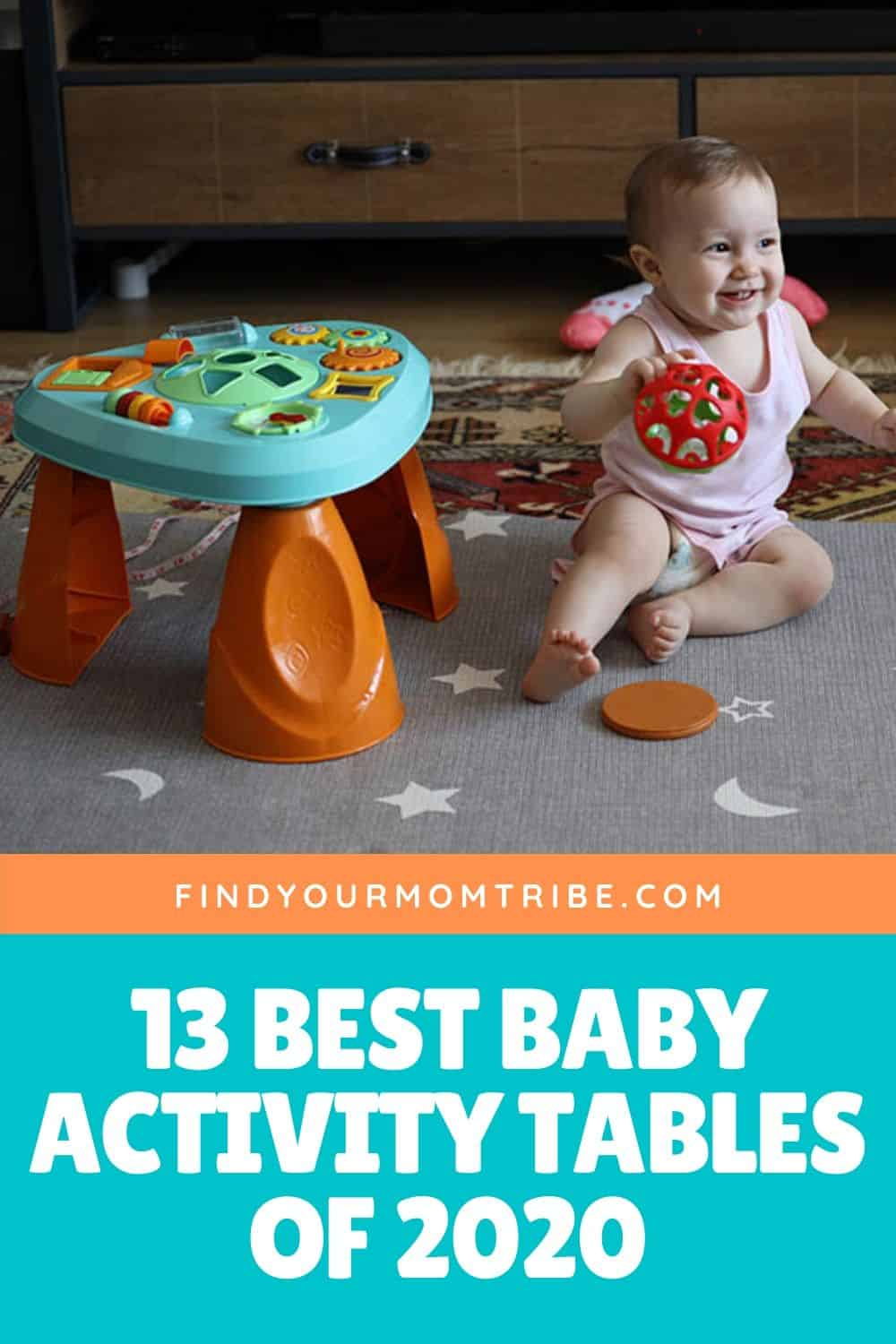 13 Best Baby Activity Tables Of 2020