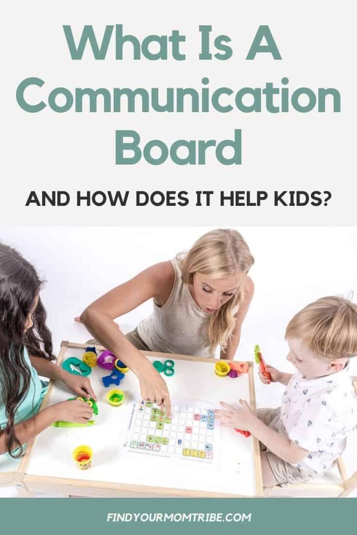 Communication Board