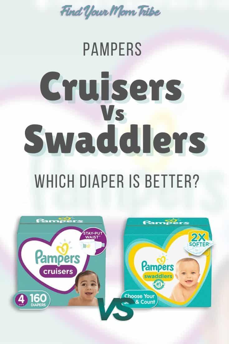 Pampers Cruisers Vs Swaddlers: Which Diaper Is Better?