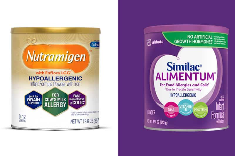 Nutramigen Vs Alimentum: Which One Is Best For Your Little One?