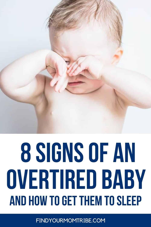 OVERTIRED BABY - pinterest