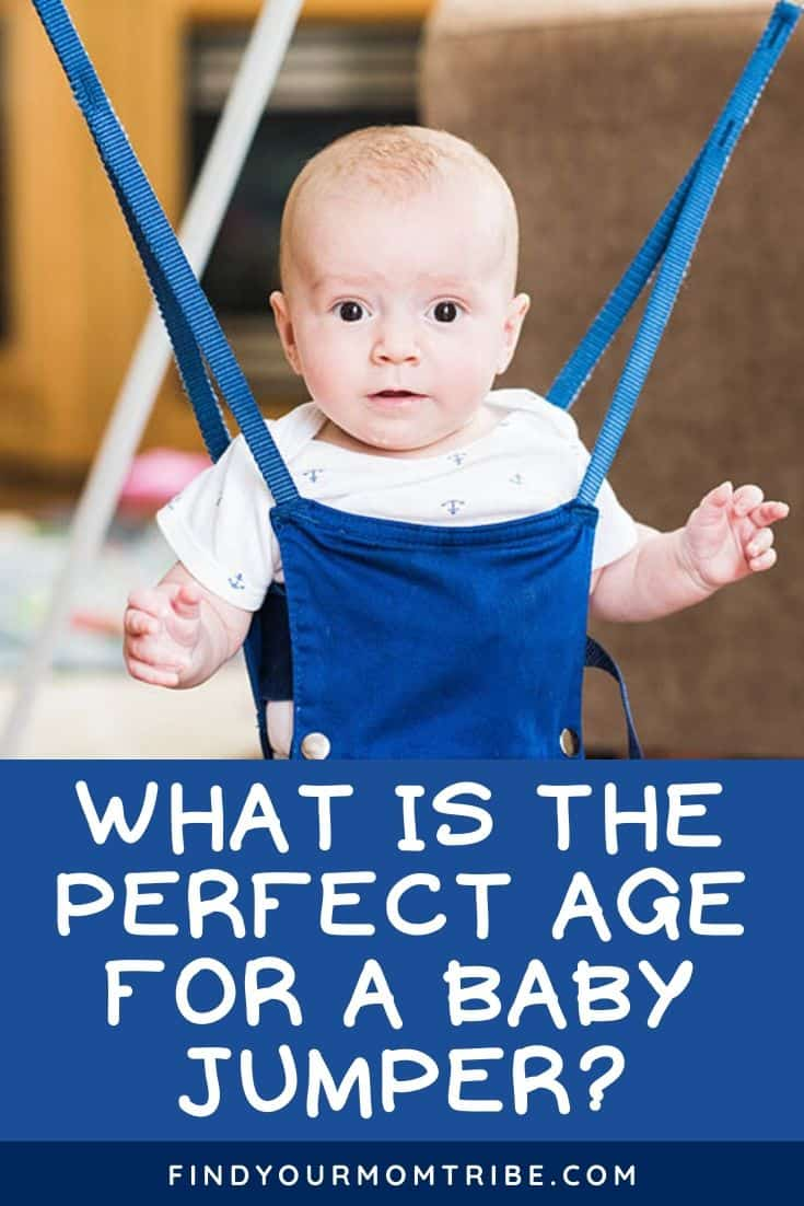 Perfect Age For A Baby Jumper