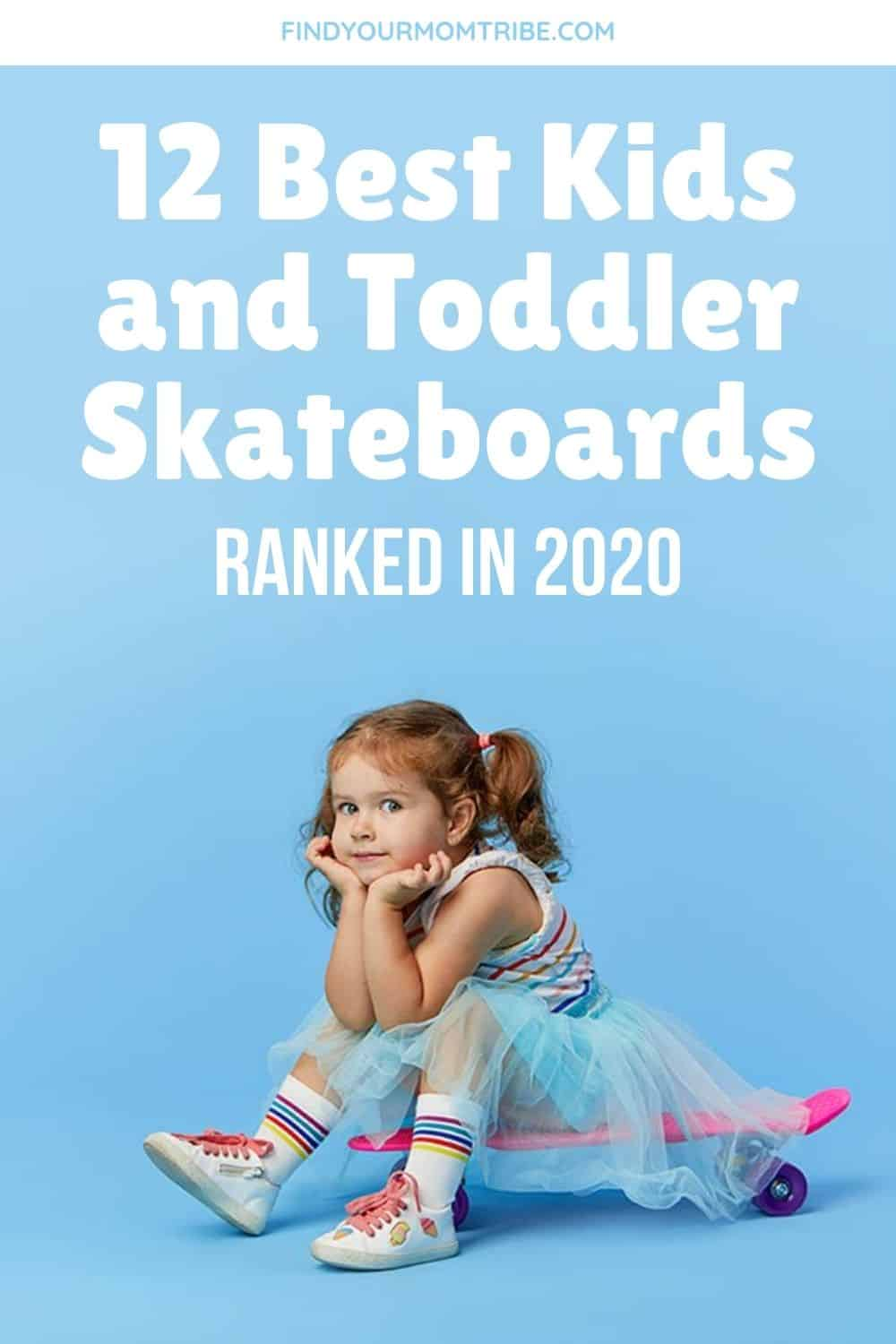 12 Best Kids and Toddler Skateboards Ranked in 2020