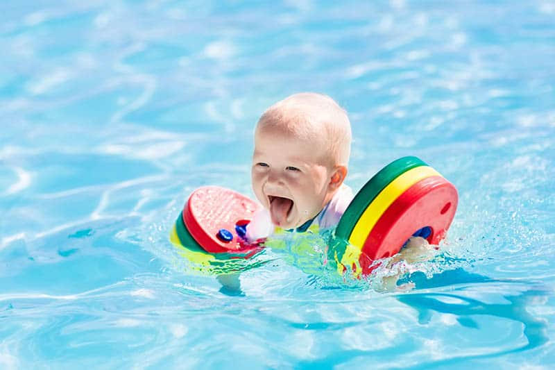baby Water Safety Tips