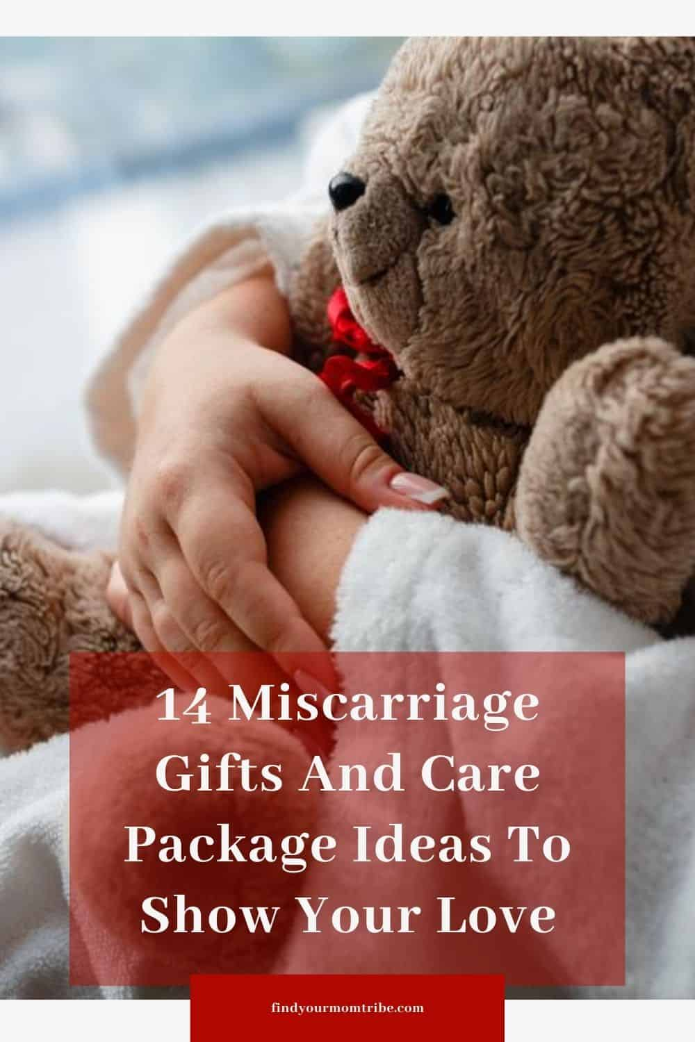 14 Miscarriage Gifts And Care Package Ideas To Show Your Love