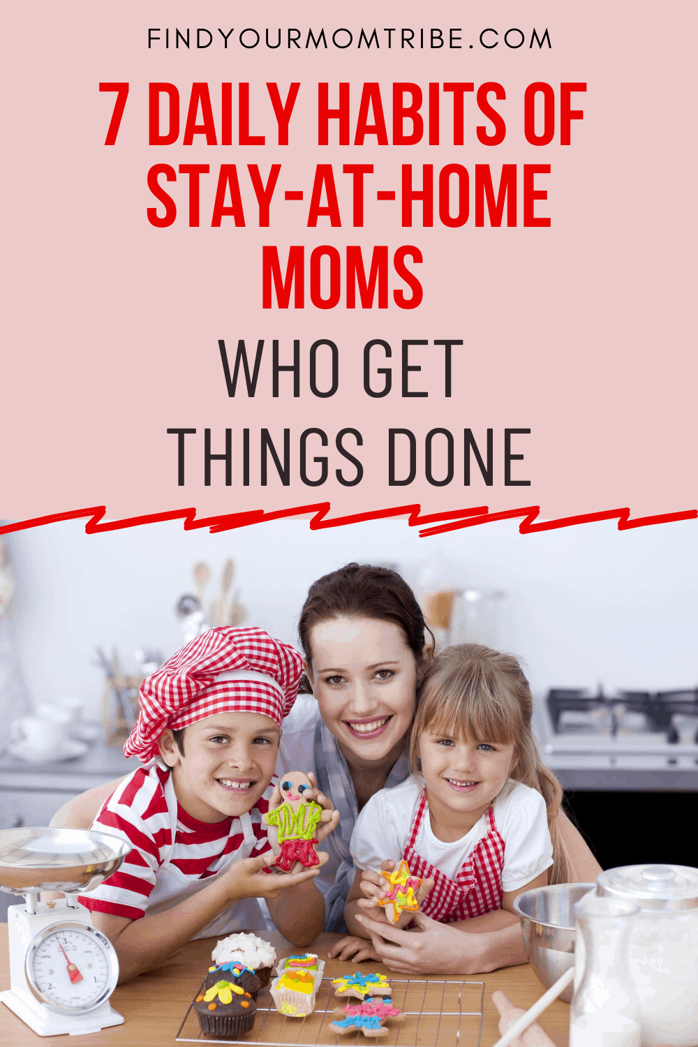 Pinterest 7 Daily Habits of Stay-at-Home Moms Who Get Things Done
