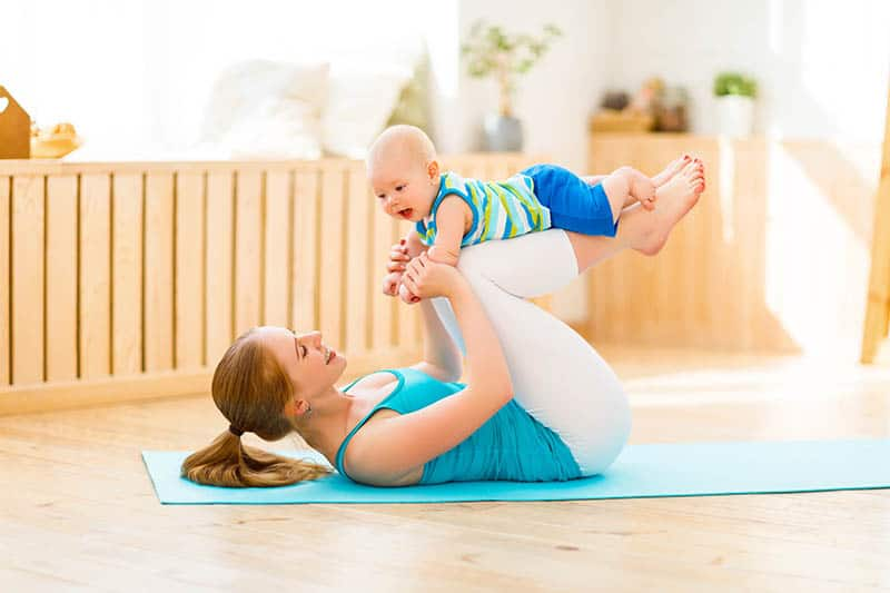 Is Baby Yoga A Good Activity For You And Your Child?