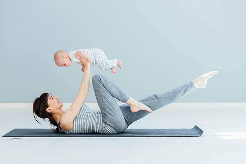 The Problems Kids Face That Baby Yoga Helps Solve
