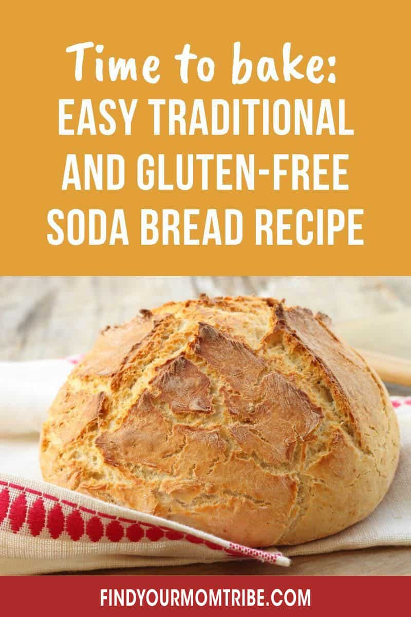 Easy Traditional And Gluten-Free Soda Bread Recipe
